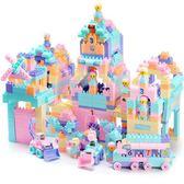 聖誕感恩季 兒童積木玩具大顆粒男孩女孩3-6周歲塑料拼插
