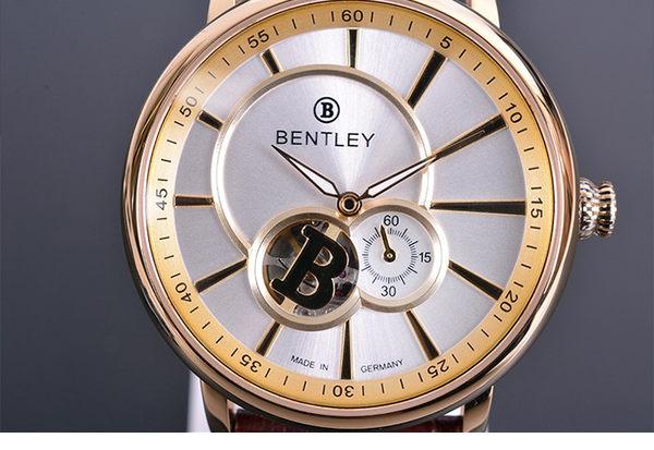 BENTLEY 賓利 參展錶款機械腕錶