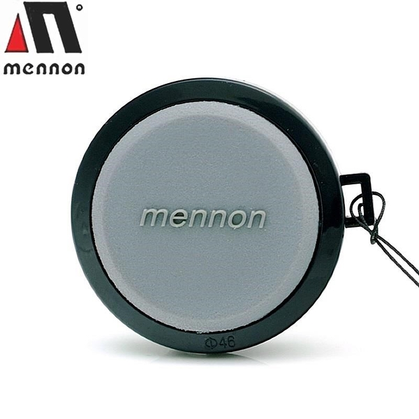 【南紡購物中心】美儂Mennon 18灰色白平衡蓋46mm鏡頭蓋灰色GBLCΦ46白平衡鏡頭蓋white balance cap