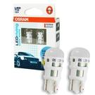 OSRAM 汽車LED燈 T10 W5W 6000K/6700K (2入)公司貨