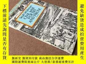 二手書博民逛書店Civil罕見War Poetry and Prose (英語)