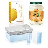 【老行家】三馨二益I組(濃醇燕盞+珍珠粉+益生菌30粒)