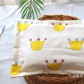 新生兒蕎麥枕初兒生月子枕頭嬰兒蕎麥殼枕頭棉質枕套月子枕