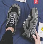 老爹鞋2019男鞋韓版秋季男士運動休閒板鞋百搭潮流ins老爹潮鞋夏季 雲朵走走