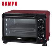 SAMPO聲寶 18L電烤箱KZ-PV18【愛買】