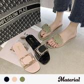 拖鞋 夏日時尚防水拖鞋 MA女鞋 C3013