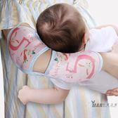 (超夯大放價)嬰兒手臂涼席喂奶涼席墊冰絲夏季抱娃寶寶哺乳套袖胳膊涼枕腰凳席