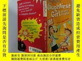 二手書博民逛書店The罕見Naughtiest Girl wants to win:最淘氣的女孩想贏Y200392
