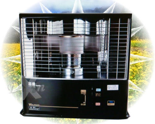 ★暖房約5-6坪 功率:2.9KW嘉儀煤油暖爐 KEG-500★(須確認庫存)