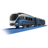 日本鐵道王國 S-37藍寶石踴子號 觀光列車(不含軌道)_TP15558 PLARAIL TAKARA TOMY