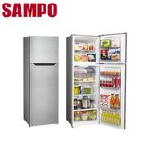 【SAMPO聲寶】250公升定頻雙門冰箱SR-B25G