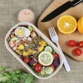 高檔環保可降解飯盒一次性紙漿餐盒外賣便當100個裝