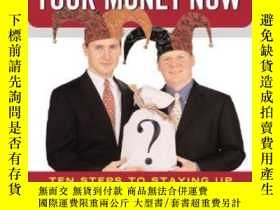 二手書博民逛書店The罕見Motley Fool s What To Do With Your Money NowY25556