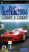 PSP Outrun 2006: Coast 2 Coast 超越極速 2006:Coast 2 Coast(美版代購)