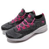Skechers 慢跑鞋 Go Walk Revolution Ultra 黑 粉紅 粉紅絲帶 避震緩衝 女鞋 運動鞋【PUMP306】 15043BKPK
