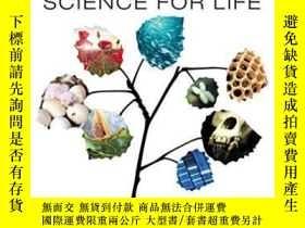 二手書博民逛書店Biology:罕見Science For Life (5th