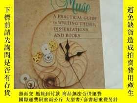 二手書博民逛書店The罕見Clockwork Muse:A Practical Guide to Writing Theses,