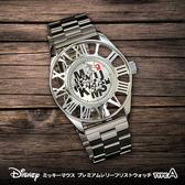 米奇 米老鼠 SEGA 日版 Disney迪士尼 景品  質感手錶 A款 銀色