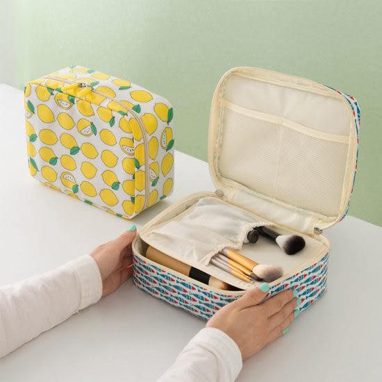 ✭慢思行✭【X27】韓版手提洗漱包 化妝包 手拿包 收納包 便攜 旅行 出國 浴室 洗漱 出差