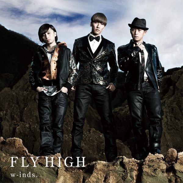 w-inds. FLY HIGH 普通盤CD(購潮8)