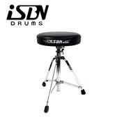 【敦煌樂器】iSBN 503DT 鼓椅 插鞘式