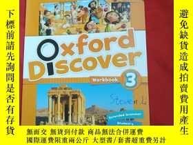 二手書博民逛書店oxford罕見discover student book 3Y179070 oxford discover