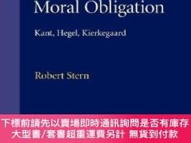 二手書博民逛書店Understanding罕見Moral ObligationY255174 Stern, Robert Ca