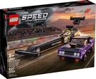 樂高LEGO SPEED Mopar 道奇 SRT Top Fuel Dragster 和 1970 chal 76904 TOYeGO 玩具e哥