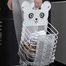 可折疊臟衣籃收納筐掛墻家用浴室衛生間收納籃衣服簍子衣籃子壁掛