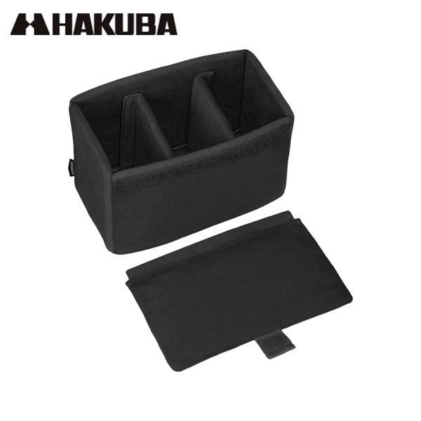 ◎相機專家◎ HAKUBA INNER SOFT BOX 400 黑色 相機內袋 內套 相機包 HA33676 公司貨