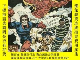 二手書博民逛書店《Ethnic罕見Images In The Comics》Y5