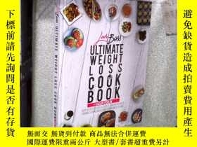 二手書博民逛書店ULTIMATE罕見WEIGHT LOSS COOK BOOK