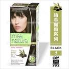 美娜圖塔 染洗護三合一植萃染髮霜(1自然黑色) [99991]植萃橄欖系列