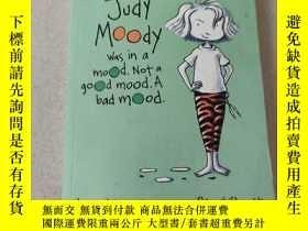 二手書博民逛書店Judy罕見Moody:朱迪·穆迪Y212829