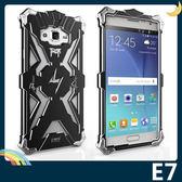 三星 Galaxy E7 雷神金屬保護框 碳纖後殼 螺絲款 高散熱 全面防護 保護套 手機套 手機殼