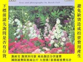 二手書博民逛書店The罕見Encyclopedia of Flowers(花卉百