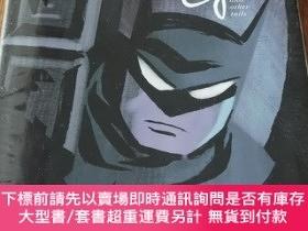 二手書博民逛書店Batman罕見Ego by Darwyn Cooke Deluxe Edition 英文原版精裝塑封Y228