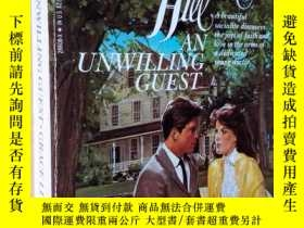 二手書博民逛書店英文原版罕見An Unwilling Guest, #65 by Grace Livingston-HillY