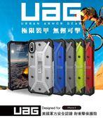 UAG iPhone X  耐衝擊保護殼(透明系) 軍規防摔 蘋果手機殼 空壓殼 (購潮8)