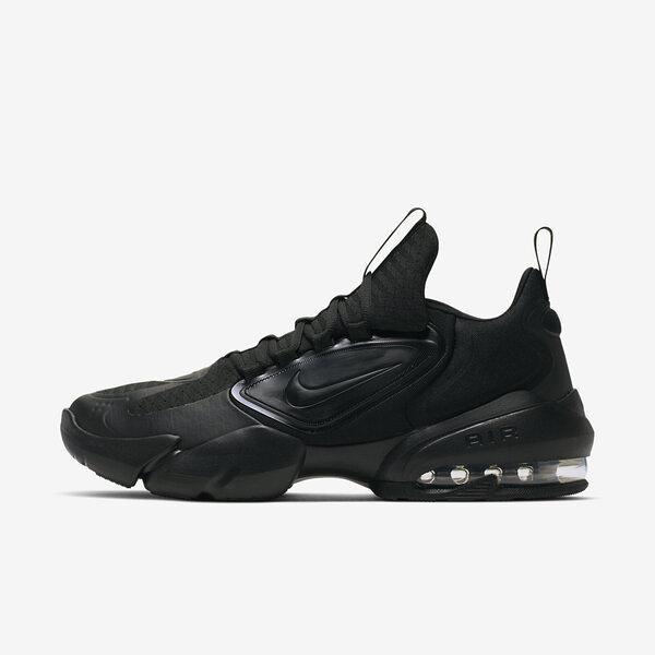 Nike Air Max Alpha Savage [AT3378-010] 男鞋 訓練 運動 氣墊 避震 包覆 黑白