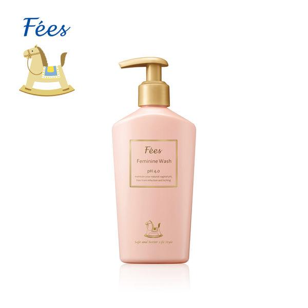 【Fees】私密呵護浴潔露 250ml 女性清潔保養 沐浴 溫和低敏不刺激 抑菌  清爽 弱酸性