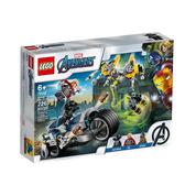 76142【LEGO 樂高積木】Star Wars 星際大戰系列 - 復仇者摩托車襲擊