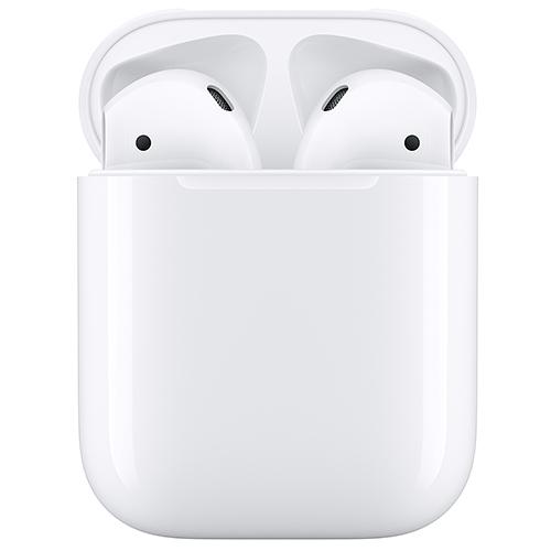 Apple AirPods 第二代 藍牙無線耳機 一般充電盒款 (MV7N2TA/A)