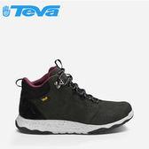 丹大戶外【TEVA】美國 女款 ARROWOOD LUX MID WP 戶外休閒輕量多功能鞋 1013645 BLK