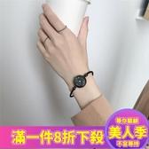 女士手錶古風中國風手表女ins風 森系學院風中學生復古文藝簡約小巧小表盤