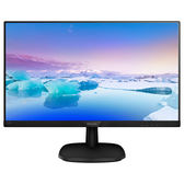PHILIPS 223V7QHAB 21.5吋寬(16:9黑色) IPS液晶顯示器