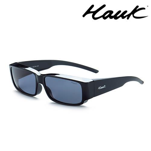 HAWK偏光太陽套鏡(眼鏡族專用)HK1001-01