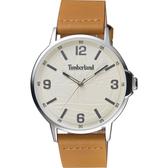 Timberland 天柏嵐經典LOGO手錶-43mm TBL.16011JYS/63