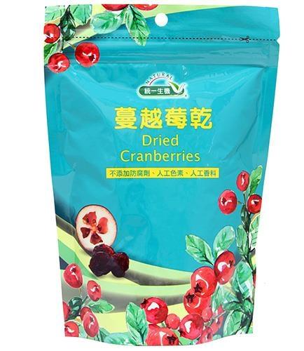 統一生機 蔓越莓乾(袋)