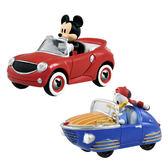 【KP】玩具車 迪士尼 TOMICA 米奇妙妙車隊 米奇 正版日本進口授權 EB104